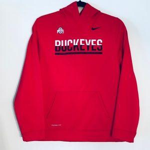NWOT Nike | Ohio State Buckeyes Hoodie Sweatshirt